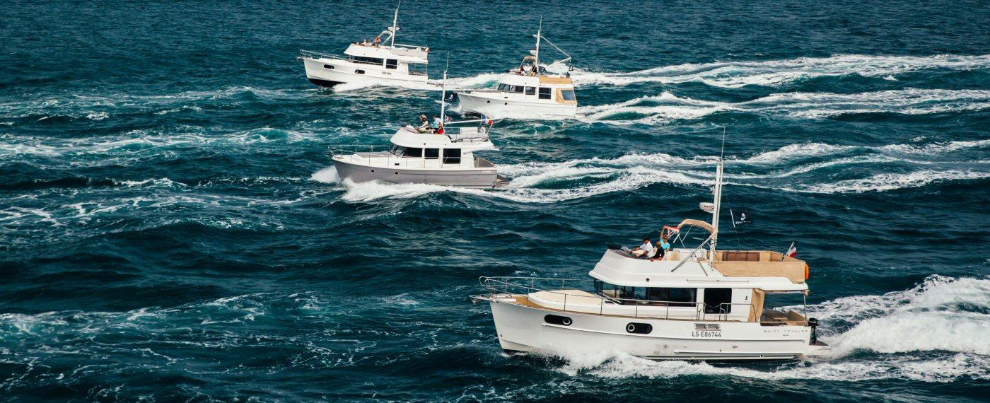 Si vous êtes propriétaire d'un trawler....